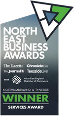 North East Business Awards - Services Award