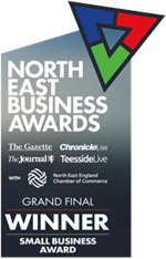North East Business Awards - Grand Final Small Business Award